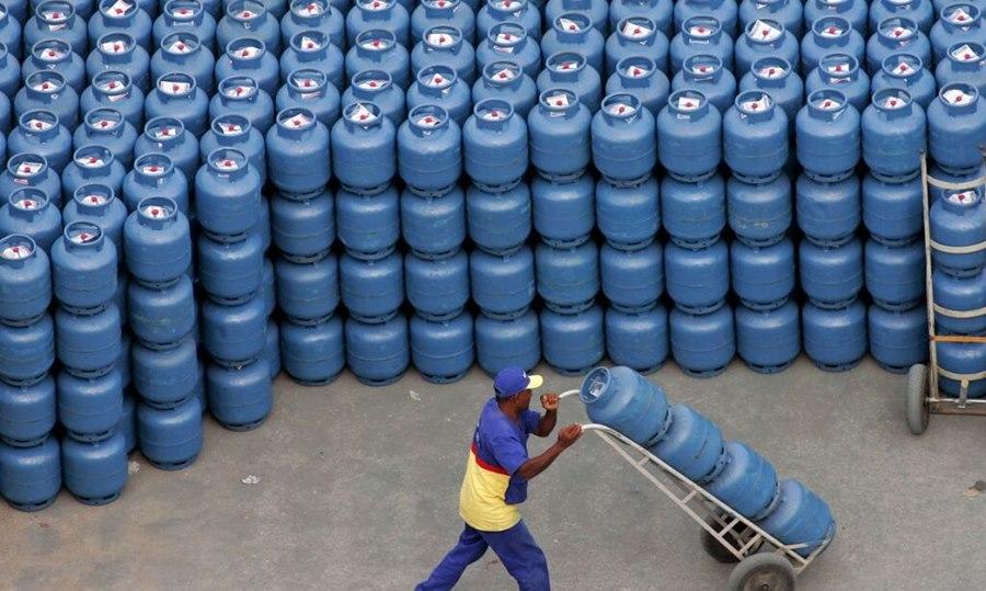 Imagem: Gas de cozinha Governo de São Paulo começa a pagar vale-gás