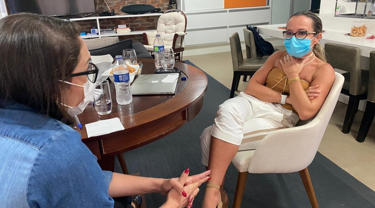 Imagem: Janaina Natasha Deputada convida filha de ex-senadora para se filiar ao MDB
