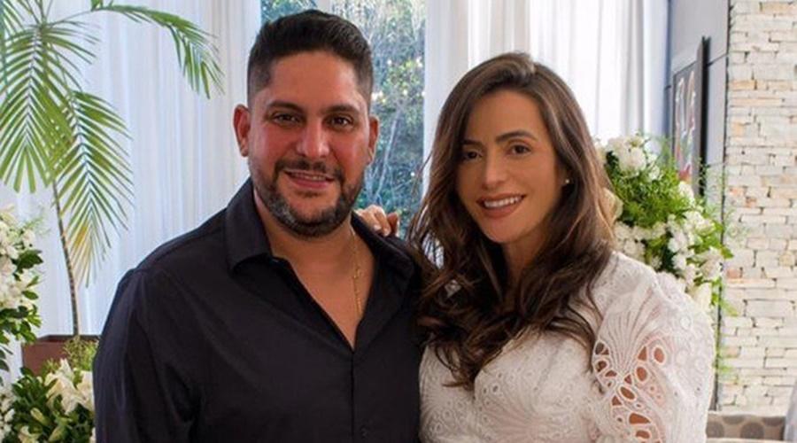 Imagem: Jorge e a atual Jorge se casa com 'melhor amiga' da ex e ela desabafa : 'Chocada!'