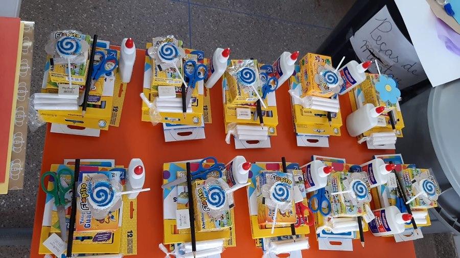 Imagem: Kit escolar Rondonópolis fica impedida de entregar kits para alunos após decisão judicial
