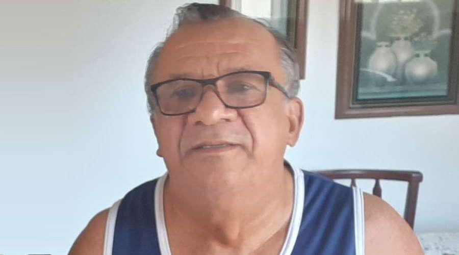 Imagem: Manoel santos Autoridades lamentam morte de Manoel Santos; corpo será velado na Vila Operária