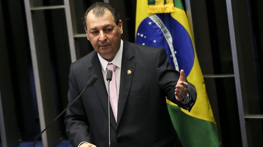 Imagem: Omar Aziz agencia brasil Aziz foi eleito presidente e Calheiros será o relator da 'CPI da Covid-19'