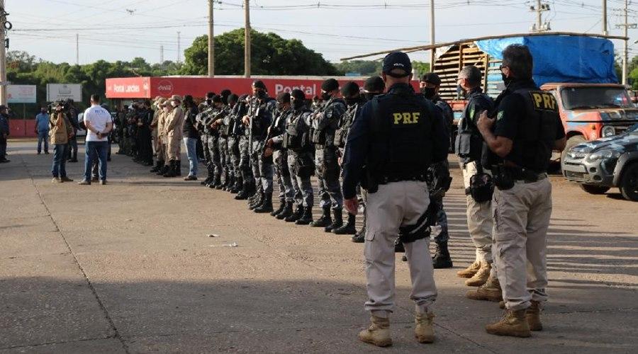 Imagem: Operacao Salutem Sesp lança sétima Operação Salutem em Mato Grosso