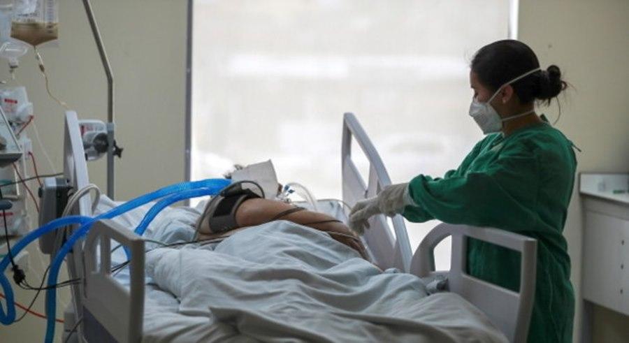 Imagem: Paciente com Covid Em 24 hrs, MT registra 47 mortes e mais de 1,5 mil casos de Covid
