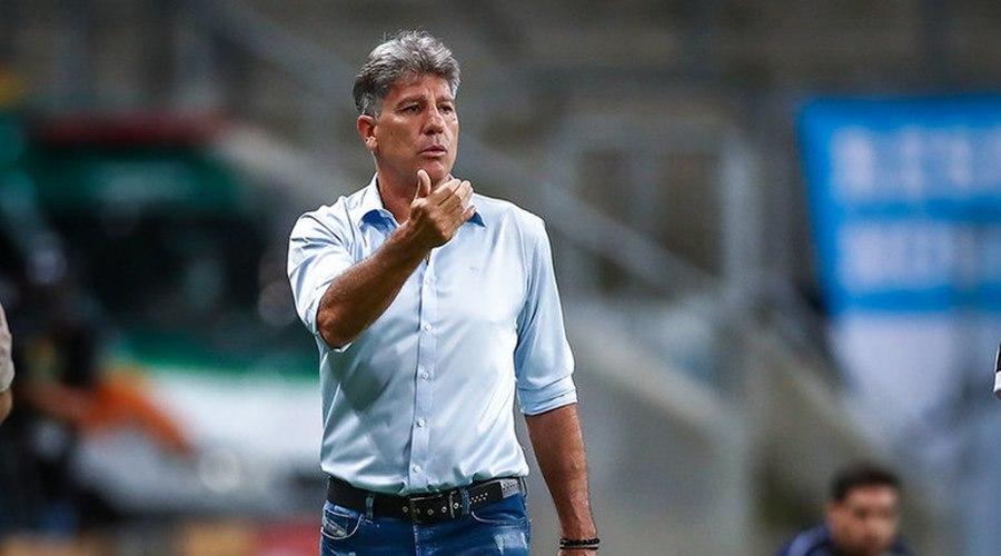 Imagem: Renato Gaucho Grêmio demite o treinador Renato Gaúcho após queda na Libertadores