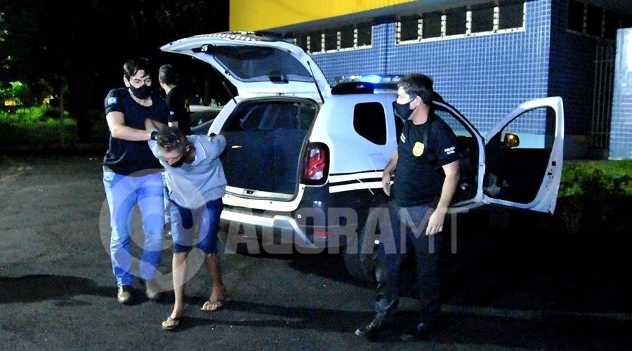Imagem: Suspeito de assassinar companheira a facadas DHPP age rápido e prende suspeito de feminicídio em menos de três dias após o crime