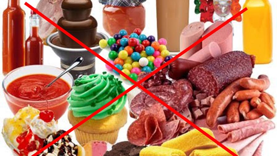 Imagem: alimnetos processados Confira os alimentos que devem ser evitados | Agora Gourmet