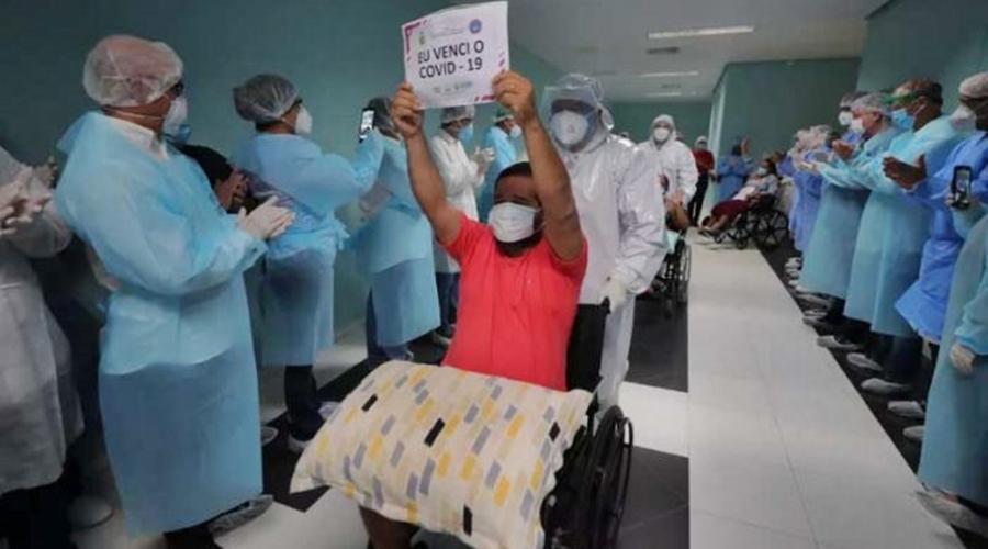 Imagem: amazonas covid capa 696x487 1 Amazonas tem queda de 80% nas mortes de pacientes em março