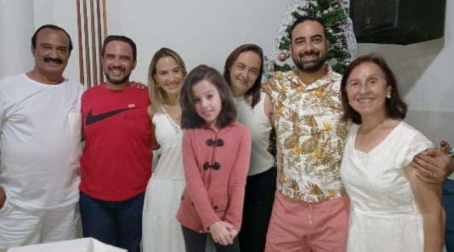 Imagem: armandoguidio familia Ex-promotor Armando Guidio morre vítima de Pneumonia