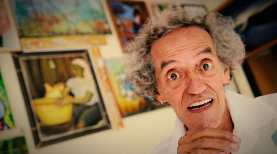Imagem: ataide arcoerde Ator Ataíde Arcoverde será homenageado pela Assembleia Legislativa de MT