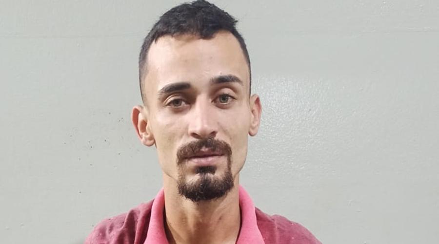 Imagem: b5ba9bc7 0b11 4256 bec2 99dce5b5a983 Suspeito de praticar série de roubos é preso pela Força Tática