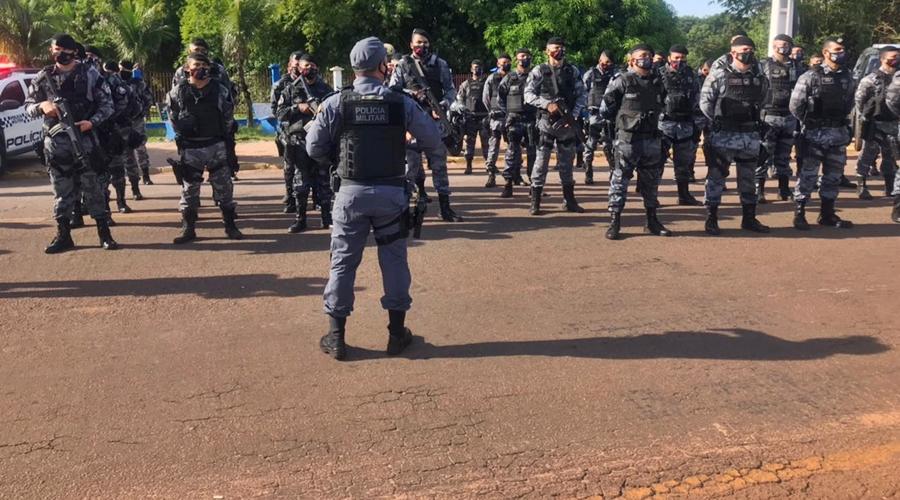 Imagem: bed419ff 6c9d 48c0 9585 579cb40dde94 Polícia lança 'Operação Semana Santa 2021' em Rondonópolis