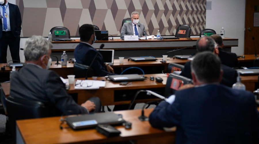 Imagem: cpi covid senado CPI da Pandemia pode convocar e quebrar sigilos de 'gabinete paralelo'