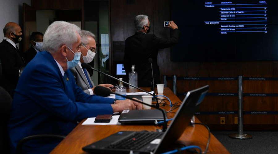 Imagem: cpi covid senado 3 Lista da CPI da Covid tem governadores, ministros e prefeitos