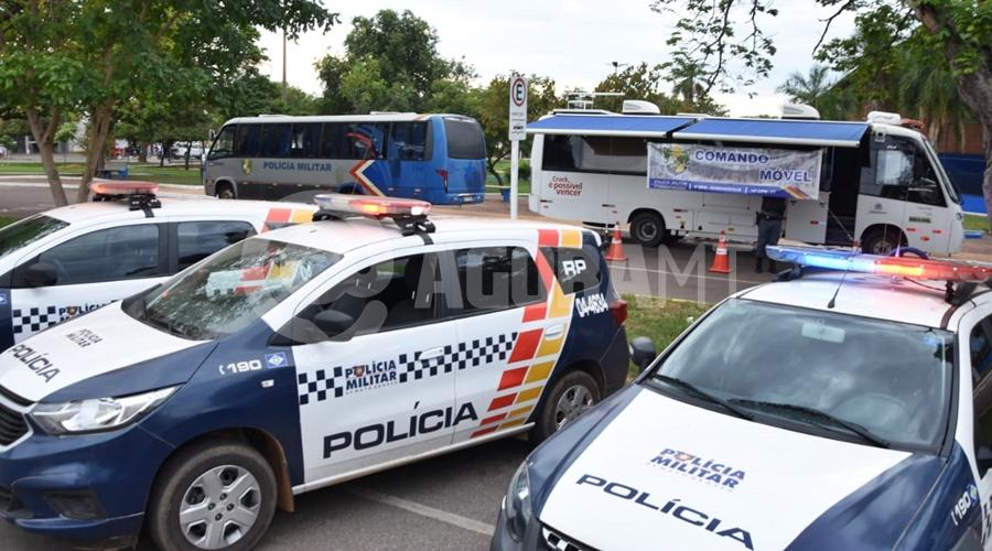 Imagem: d418c220 5e3a 42be 9d6e 651c1244eb4c 'Operação Comando Móvel' é lançada na Vila Operária