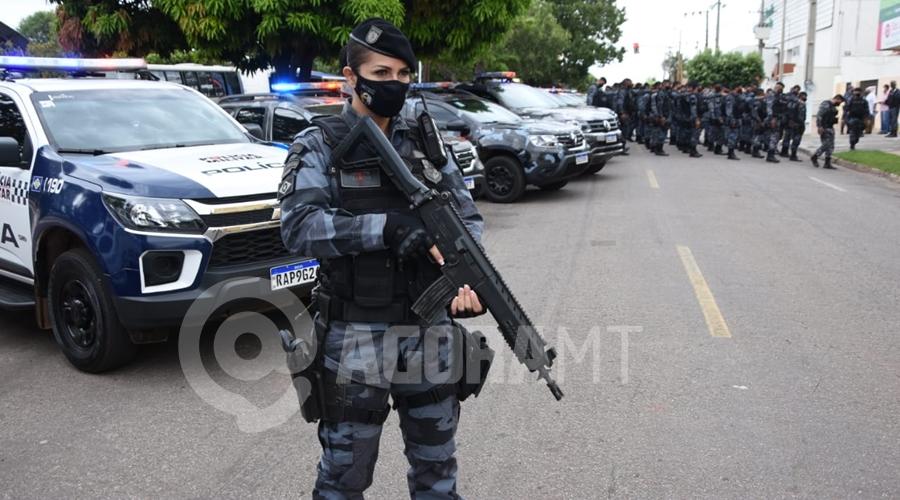 Imagem: dalakia 'Operação Comando Móvel' é lançada na Vila Operária
