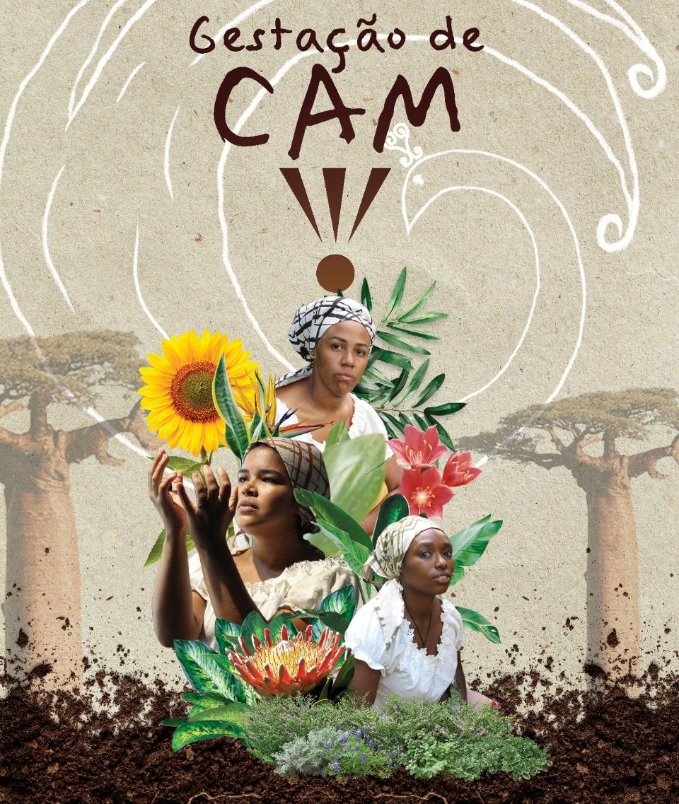 Imagem: dfe48fa8 1f15 4e4b b1d4 65de12cfd09f Espetáculo 'Gestação de Cam' estreia nesta quarta-feira em formato online