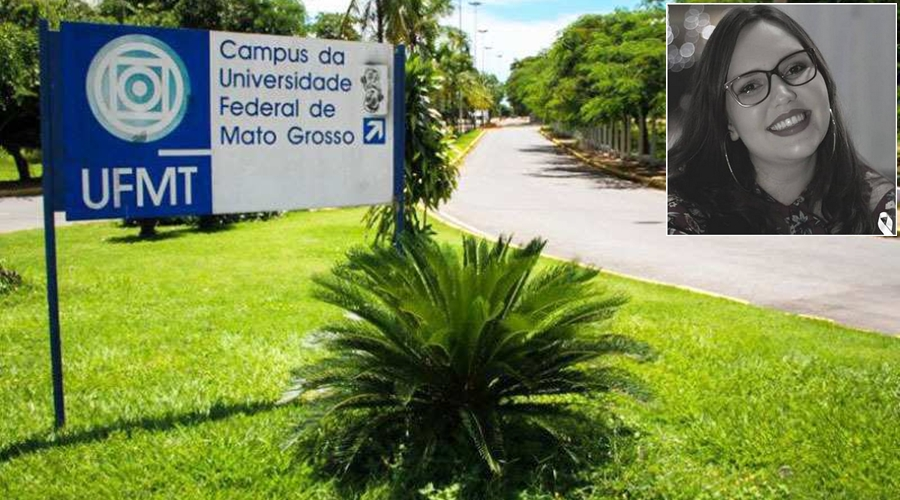 Imagem: estudante jornalismo Aos 23 anos, estudante de jornalismo da UFMT morre vítima da Covid