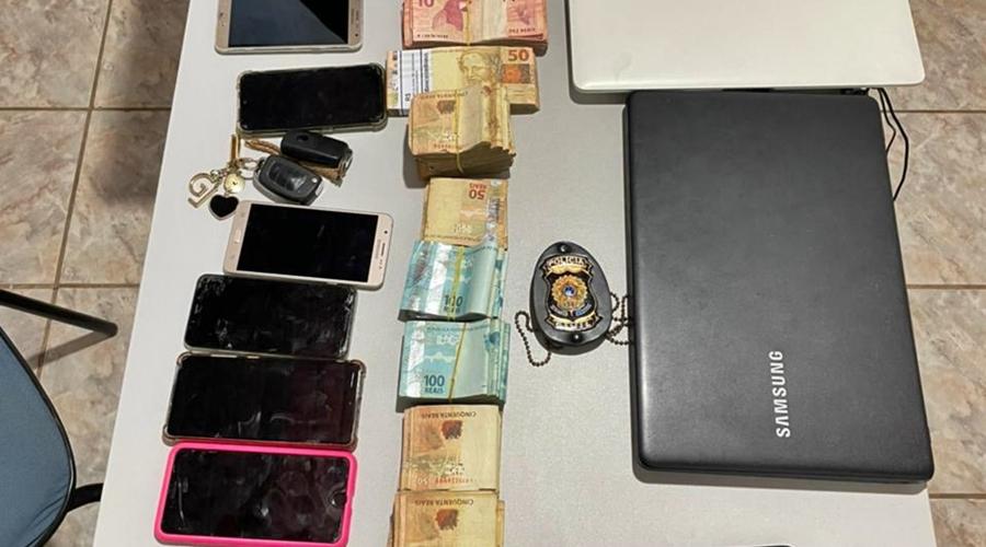 Imagem: f208a8ef 5992 4575 8a64 b870af03c288 Escrivã 'ad hoc' é presa após furtar drogas de Delegacia