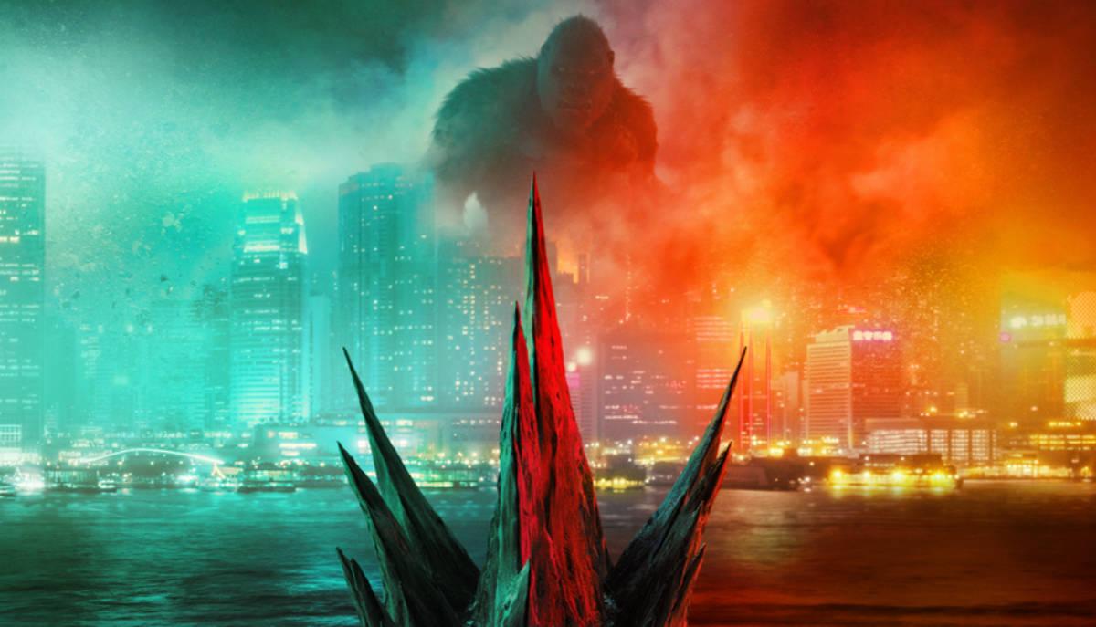Imagem: godzilla vs kong novidades filmes revista ambrosia 'Godzilla vs King Kong' é o filme mais assistido desde o início da pandemia