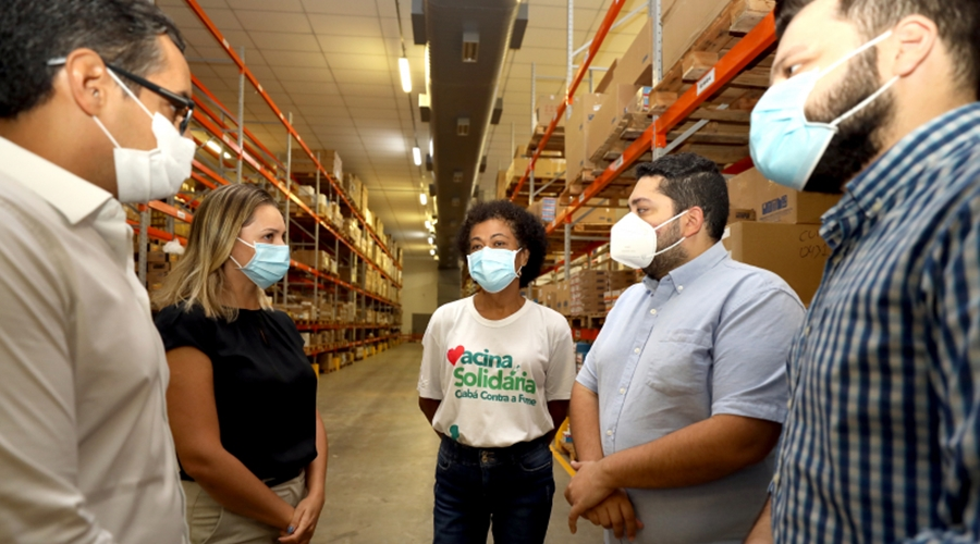 Imagem: medicamentos vencidos Após medicamentos vencidos, Controladoria de Cuiabá faz auditoria
