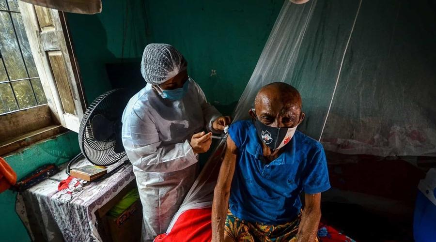 Imagem: naom 607d3fb12789d Vacinados contra a covid-19 chegam a 29 milhões, 13,7% da população brasileira