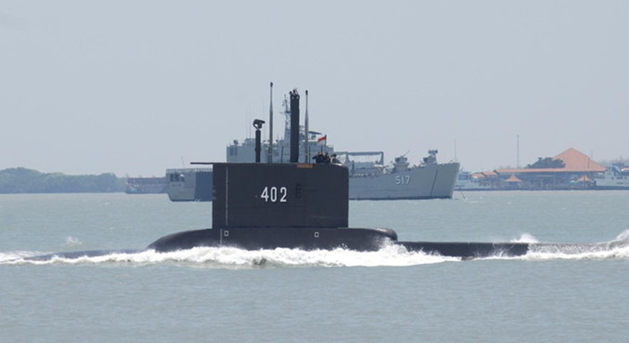 Imagem: naufrago Submarino é encontrado com tripulantes mortos