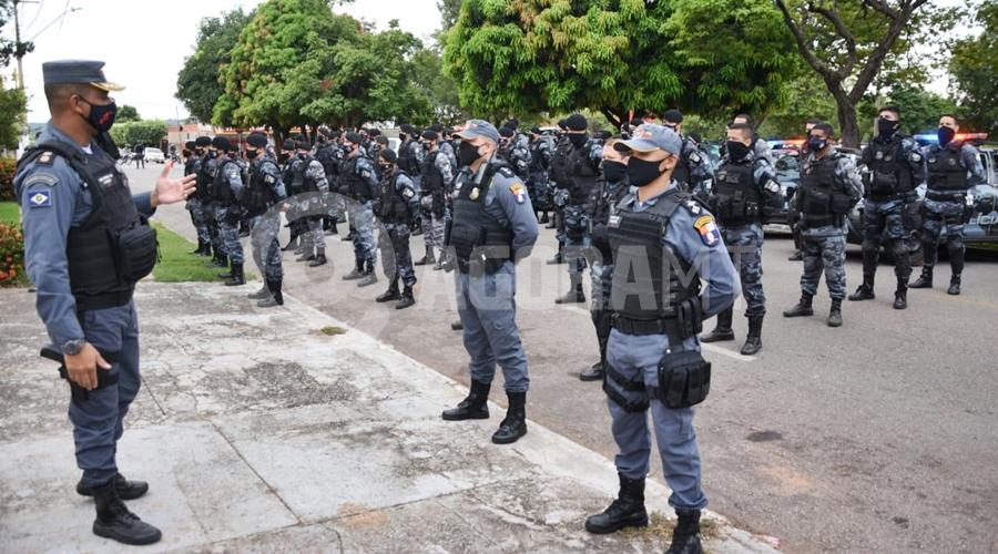 Imagem: operacao 'Operação Comando Móvel' é lançada na Vila Operária