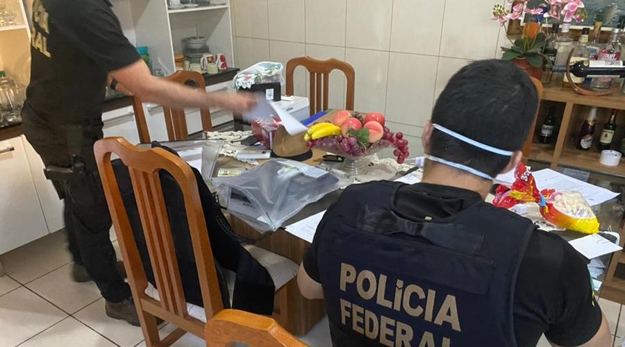 Imagem: pf 2 PF cumpre mandados em Rondonópolis contra tráfico sexual
