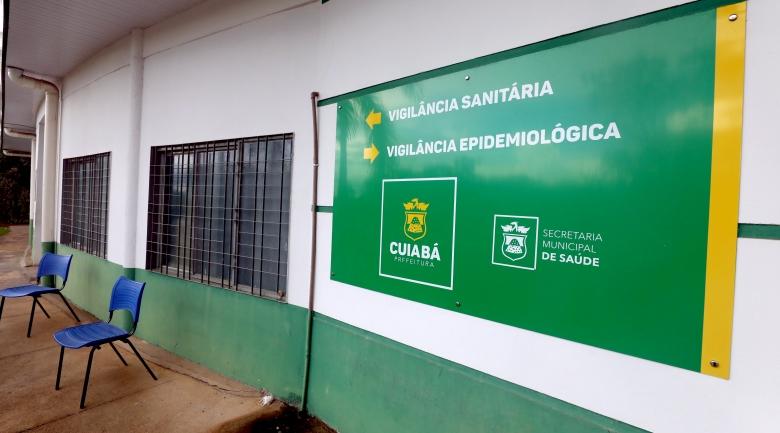 Imagem: predio vigilancia Local onde ficam vacinas contra Covid-19 sofre tentativa de roubo