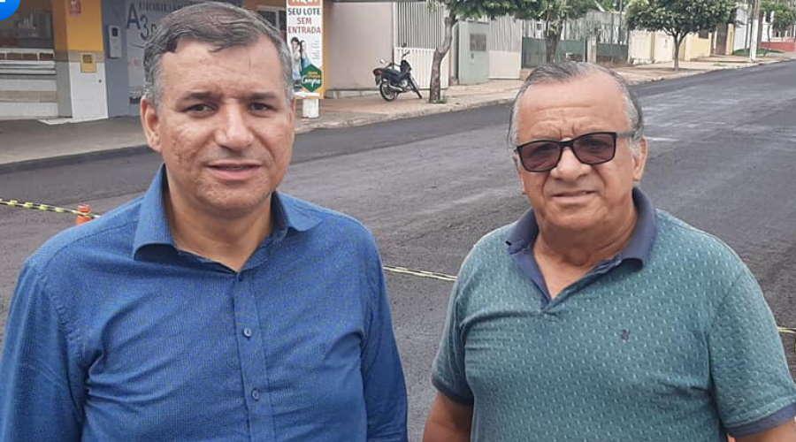 Imagem: reg epai Manoel Santos será sepultado hoje no cemitério da Mata Grande