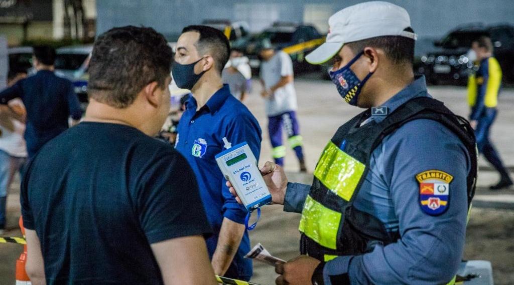Imagem: sesp dispersao Mais de 7 mil pessoas foram detidas por descumprir normas de biossegurança