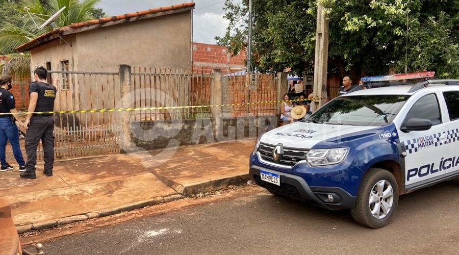 Imagem: tangara Homem é encontrado morto com cortes no pescoço