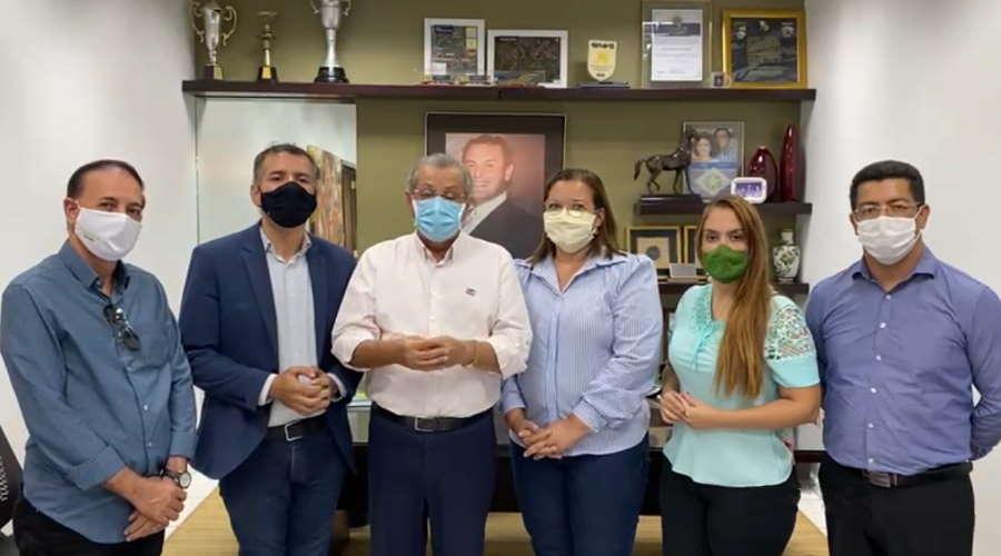 Imagem: vereadores jayme Vereadores cobram mais vacinas e prioridade para educadores