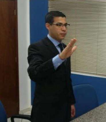 Imagem: vinicius mini Vinicius Amoroso assume comando da Secretaria Municipal de Saúde