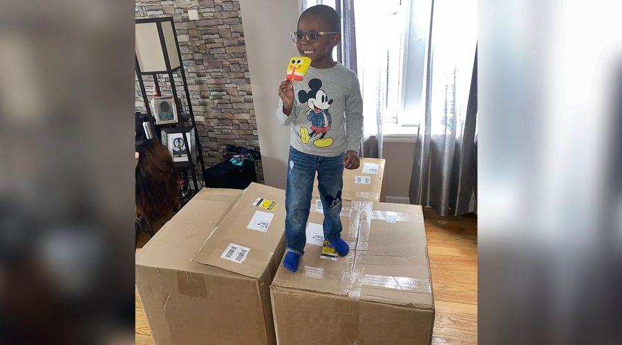 Imagem: 1 5420158 Criança de 4 anos compra R$ 13 mil em picolés do Bob Esponja no cartão da mãe