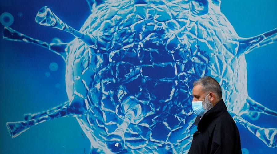 Imagem: 2020 10 29t220110z 1 lynxmpeg9s207 rtroptp 4 health coronavirus britain manchester 1 EUA pedem que OMS conduza 2ª fase de estudo sobre origem de vírus