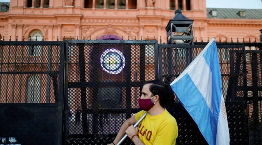 Imagem: Argentina Argentina decreta confinamento nacional até 30 de maio