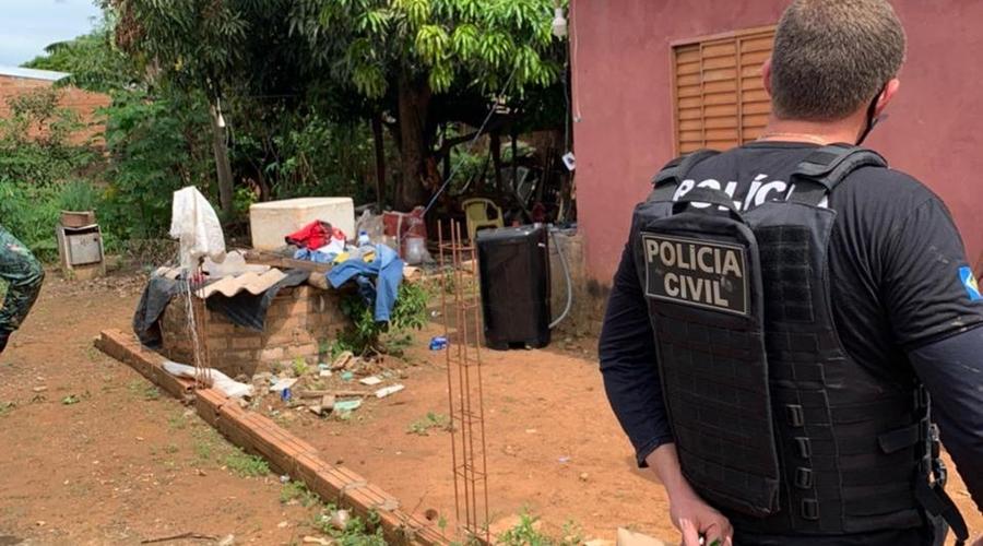 Imagem: CONFRESA TRAF 1 Suspeito que movimentava cerca de R$ 12 mil por dia com tráfico de drogas é preso