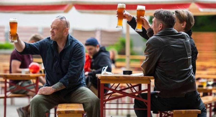 Imagem: Cerveja Pesquisa revela que qualquer dose de bebida alcoólica afeta o cérebro