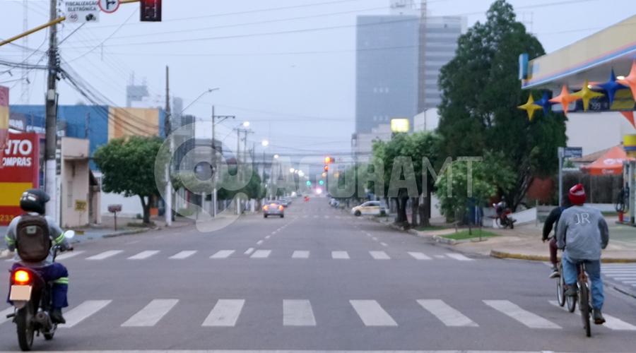 Imagem: Clima em Rondonopolis MT Temperatura cai e Rondonópolis segue com clima ameno