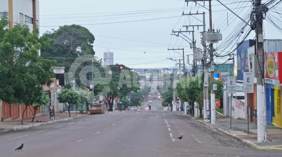 Imagem: Clima em Rondonopolis Temperatura cai e Rondonópolis segue com clima ameno