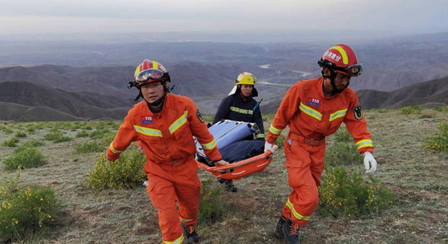 Imagem: Corredores morren china Temporal na China mata cerca de 21 maratonistas