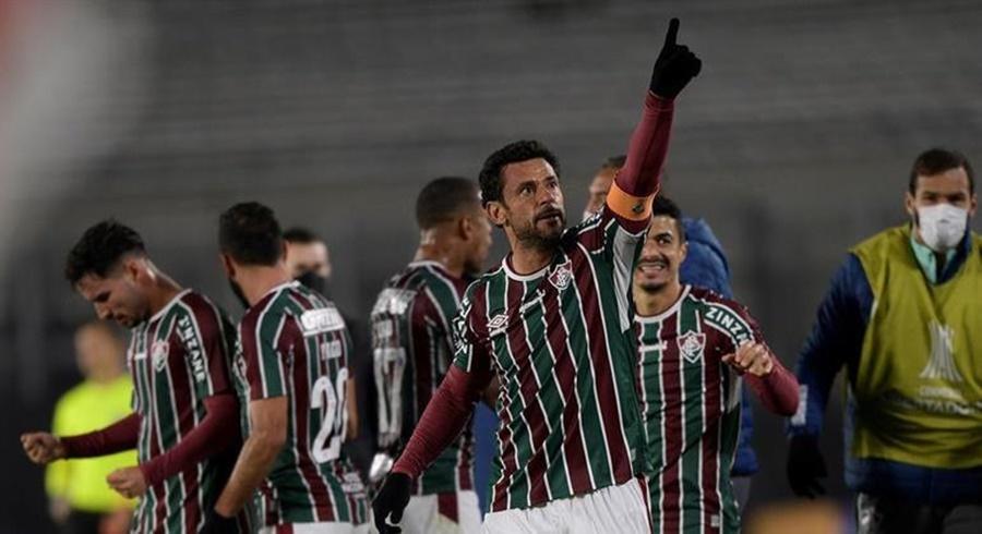 Imagem: Fluminense Fluminense derrota o River Plate e se classifica na Libertadores
