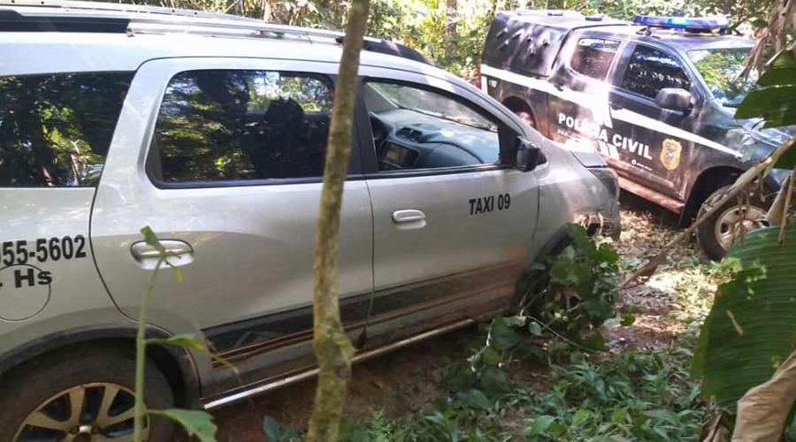 Imagem: IMG 20210527 WA0033 Cinco pessoas envolvidas em tentativa de latrocínio contra taxista são detidas