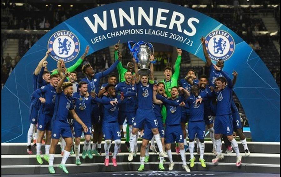 Imagem: Liga dos Campeoes Chelsea vence City e é bicampeão da Liga dos Campeões