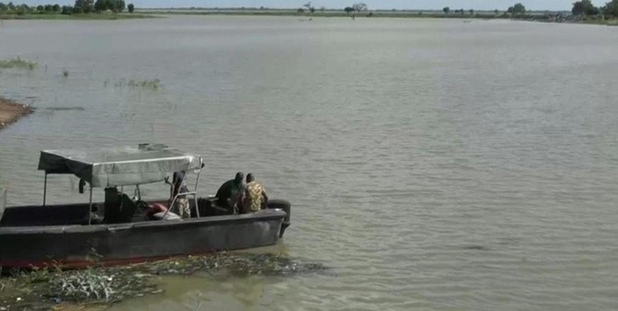 Imagem: Naufragio Naufrágio em rio deixa mais150 desaparecidos na Nigéria