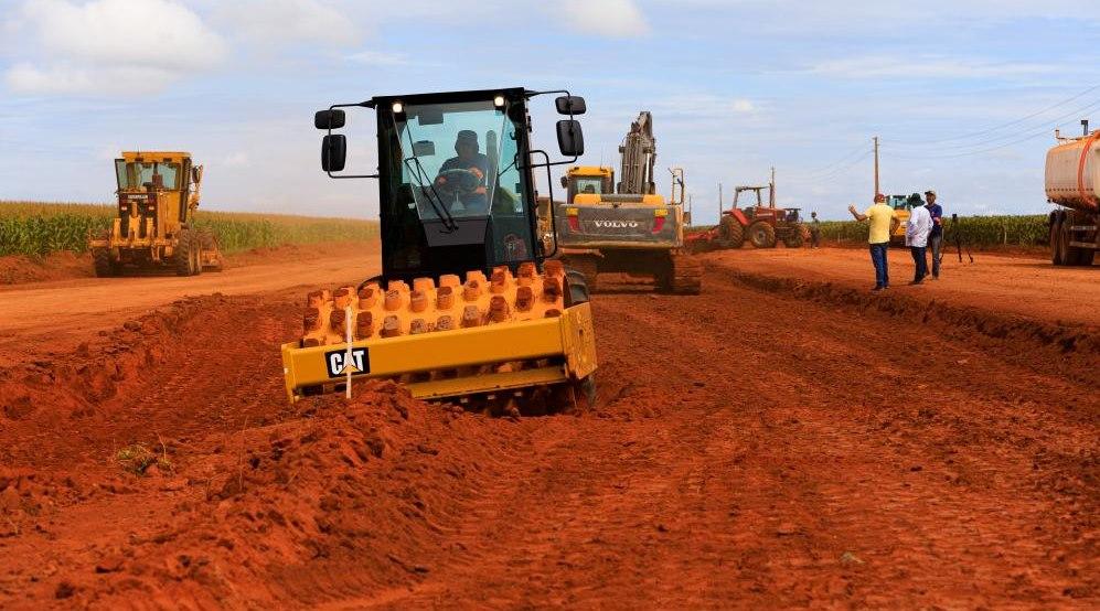 Imagem: Sinfra Sinfra lança licitação para pavimentação de 135 km da MT-010