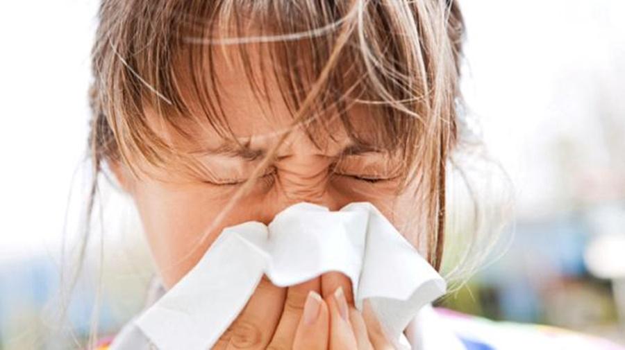 Imagem: alergia espirro Especialista indica cuidados para prevenir doenças respiratórias no tempo seco