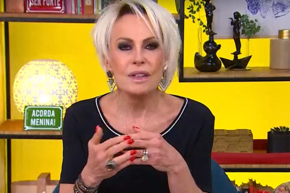 Imagem: ana maria braga Conheça 5 famosos que deixaram o vício do cigarro